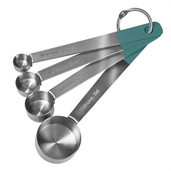 Jamie Oliver Stainless Steel Measuring Spoons