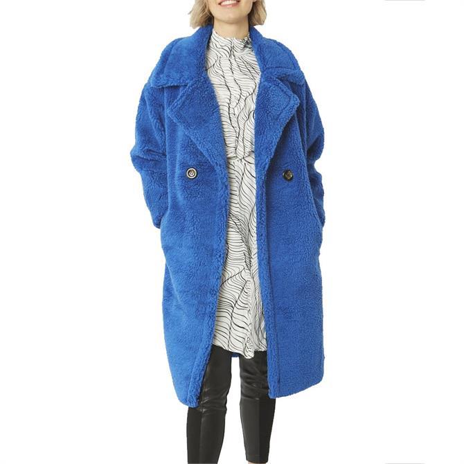 Jayley Faux Shearling Coat