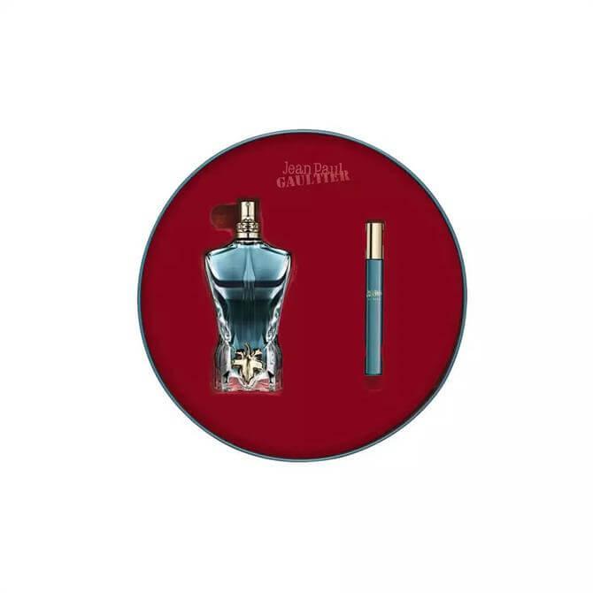 Jean Paul Gaultier Le Beau EDT 75ml Christmas Gift Set For Him