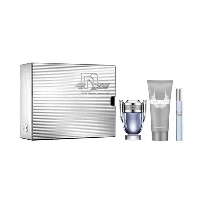 Paco Rabanne Invictus EDT 50ml Gift Set For Him