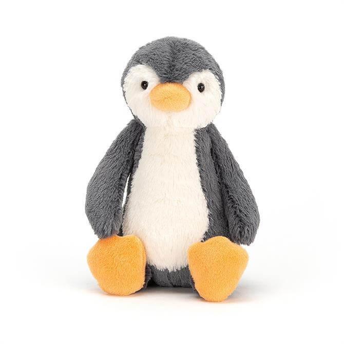 Jellycat Bashful Grey Penguin Small