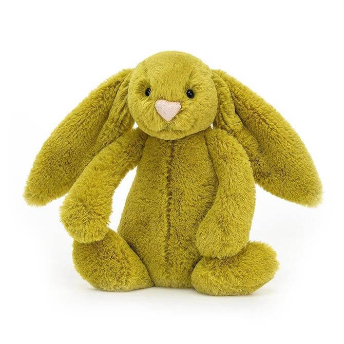 Jellycat Bashful Zingy Bunny Medium