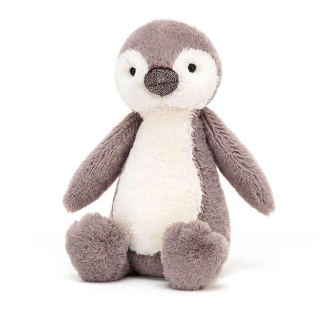 Jellycat Bashful Glitz Penguin