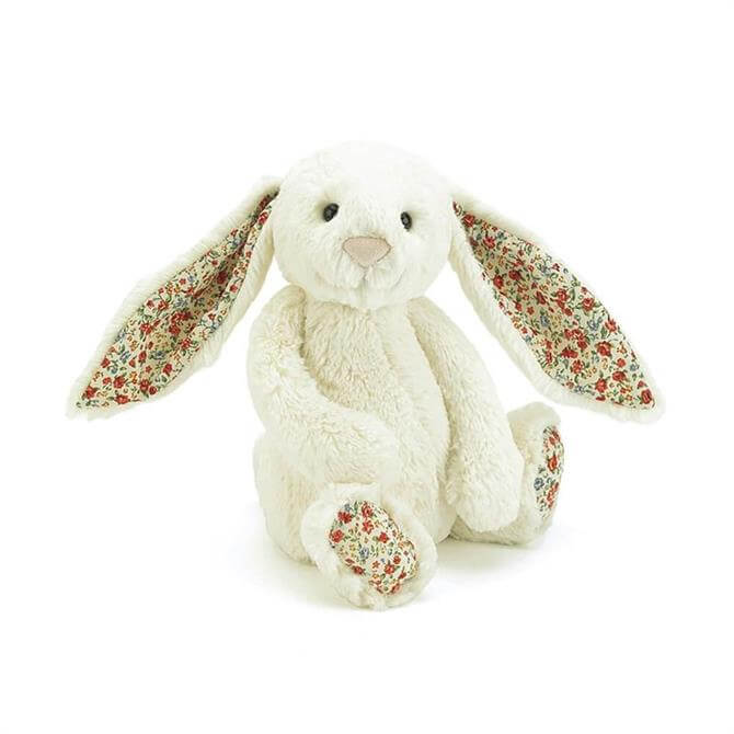 Jellycat Bashful Blossom Bunny Cream Medium