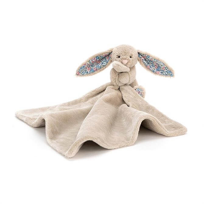 Jellycat Blossom Biege Bunny Soother