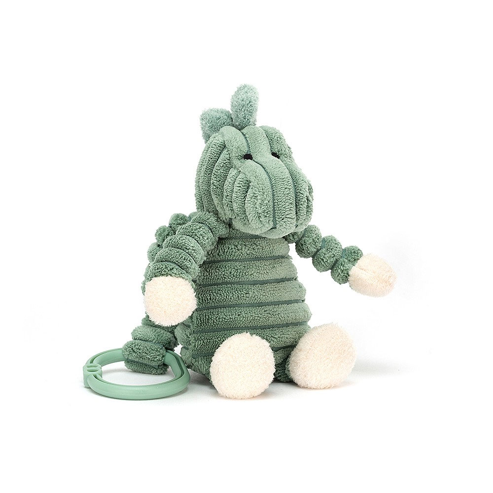 An image of Jellycat Cordy Roy Dino Jitter Toy