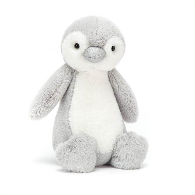 Jellycat Bashful Sparkle Penguin