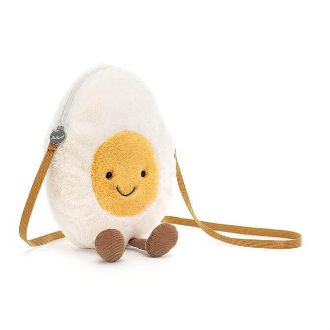 Jellycat Amusable Happy Boiled Egg Bag