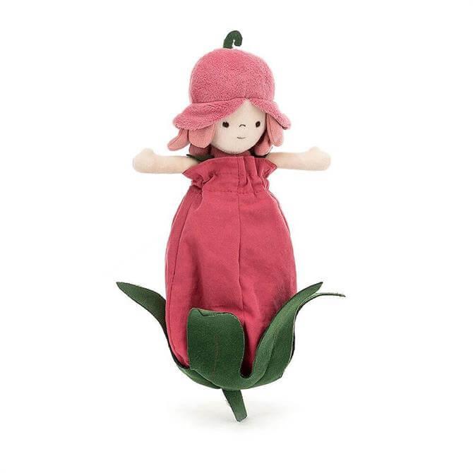 Jellycat Rose Petalkin Doll
