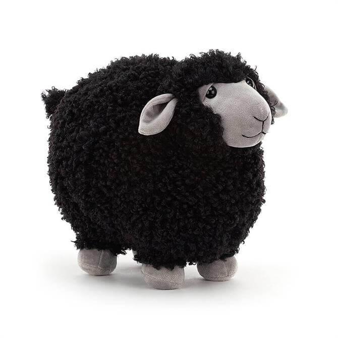 Jellycat Rolbie Black Sheep Medium