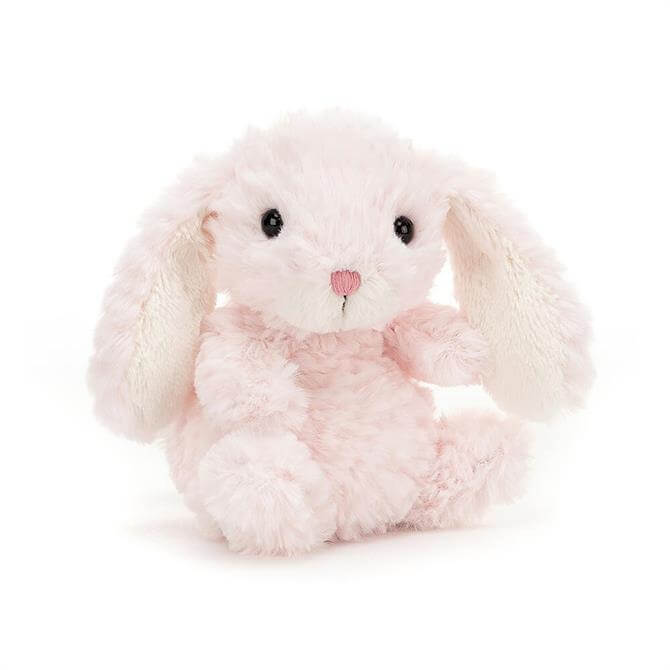 Jellycat Yummy Pastel Pink Bunny