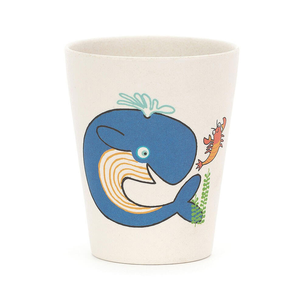 An image of Jellycat Sea Tails Bamboo Cup