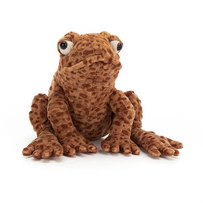 Jellycat Reptiles Toby Toad