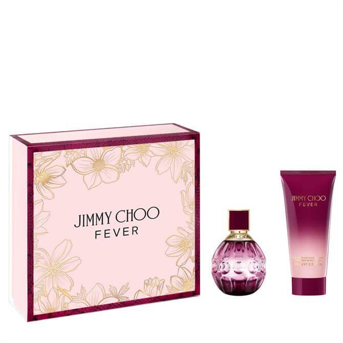 Jimmy Choo Fever Eau de Parfum and Body Lotion Set