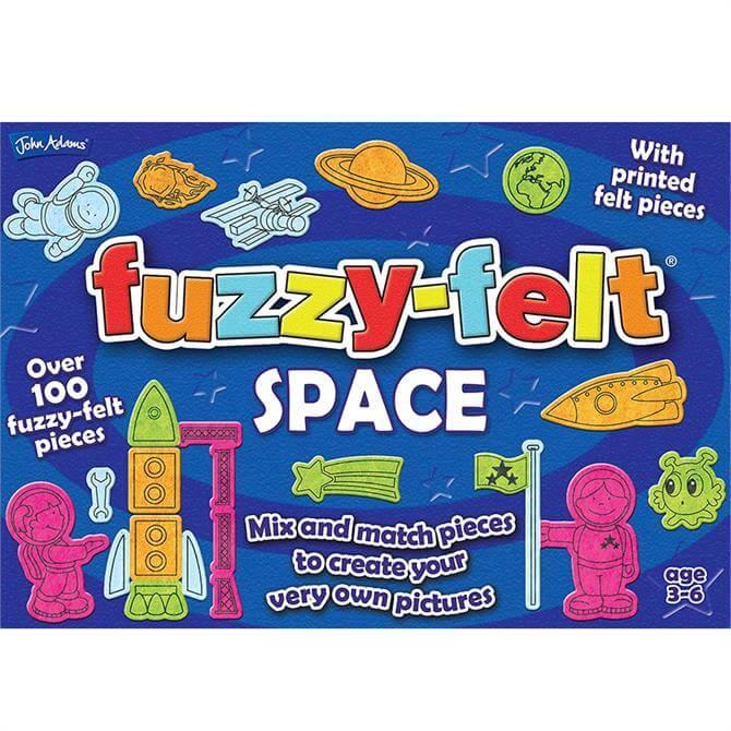 John Adams Fuzzy Felt Space