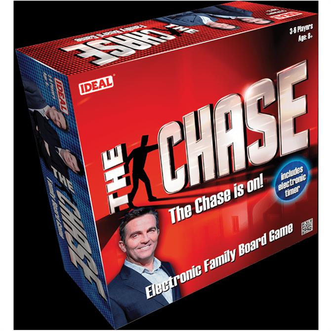 John Adams The Chase
