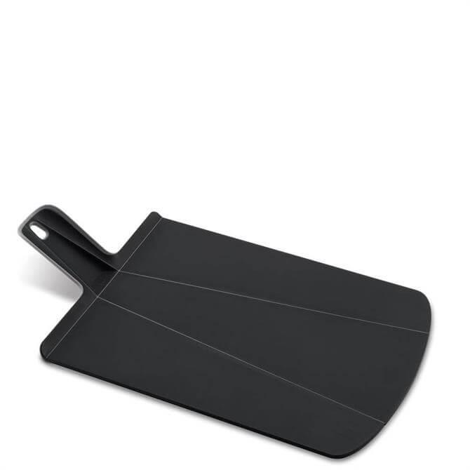 Joseph Joseph Chop2Pot� Plus Large Black Folding Chopping Board