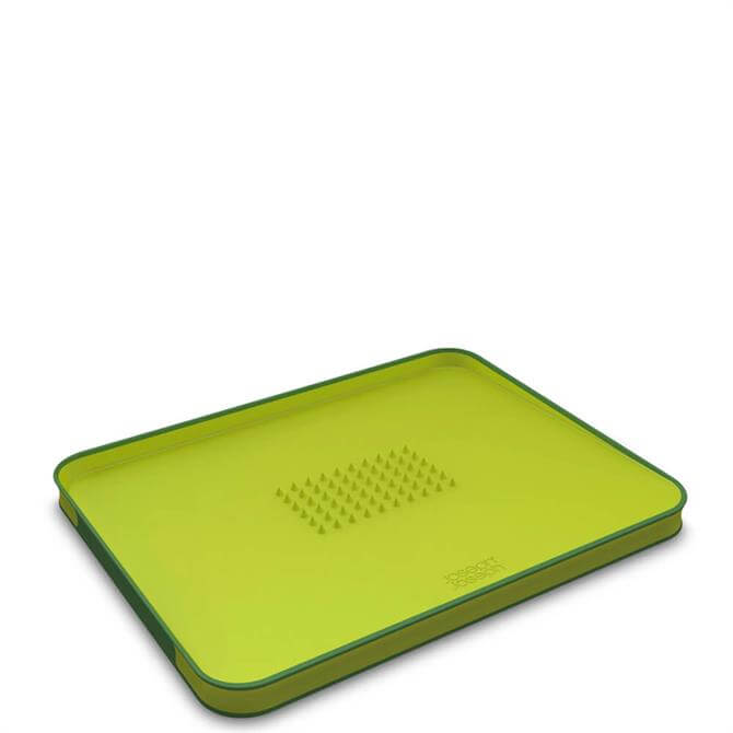 Joseph Joseph Cut&Carve� Plus Large Green Chopping Board