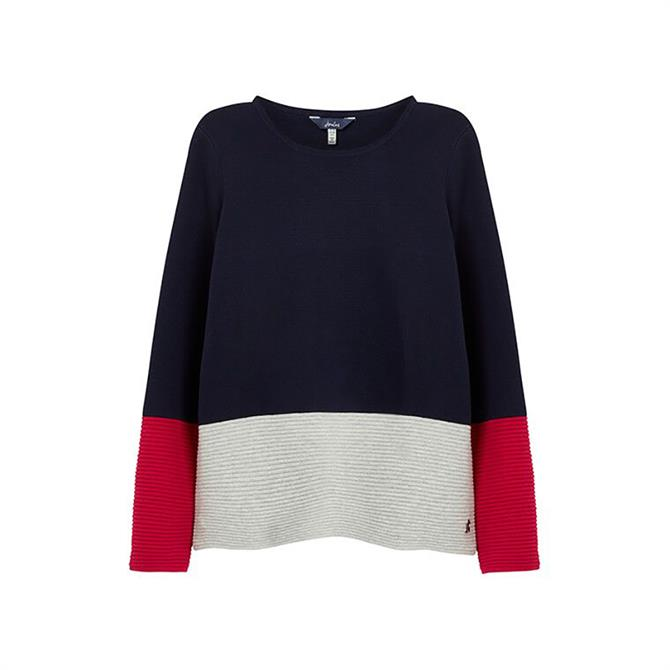 Joules Valencia French Navy Jumper