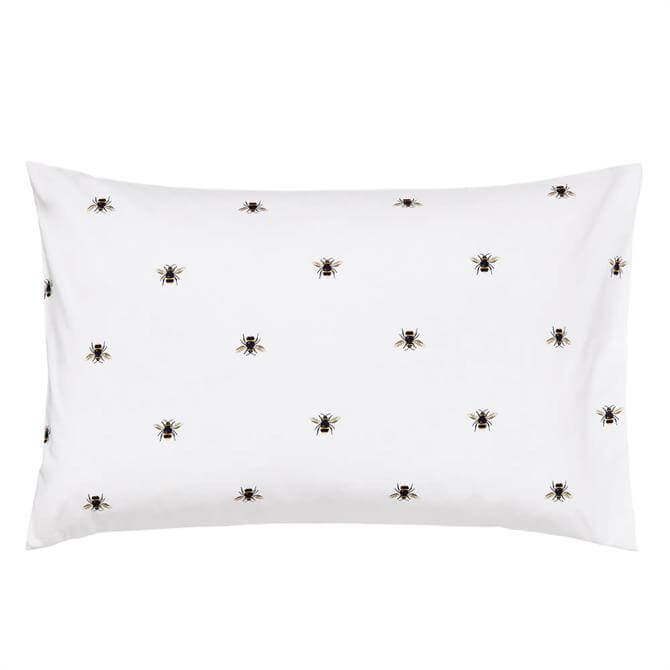 Joules Botanical Bees Housewife Pillowcase