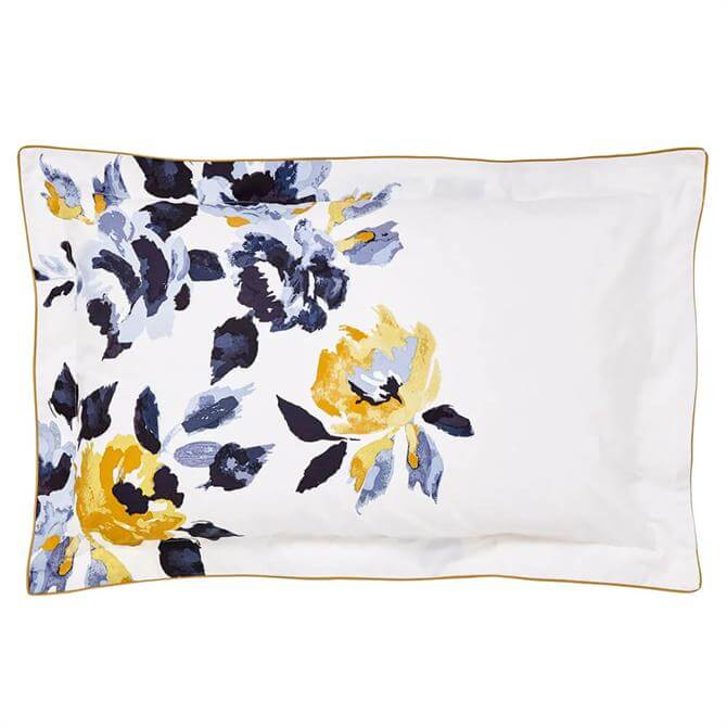 Joules Galley Grade Floral Oxford Pillowcase
