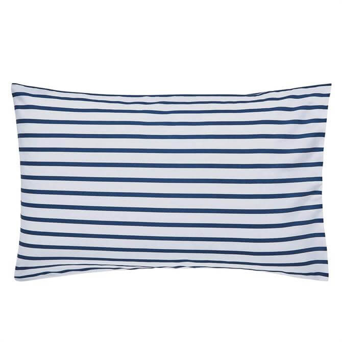 Joules Cambridge Stripe Pair of Housewife Pillowcase