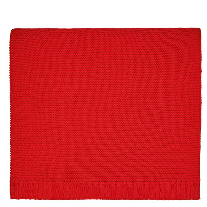 Joules Seaside Optimist Knitted Throw