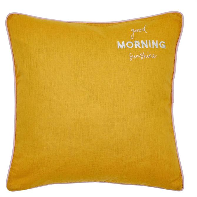 Joules Good Morning Sunshine Cushion