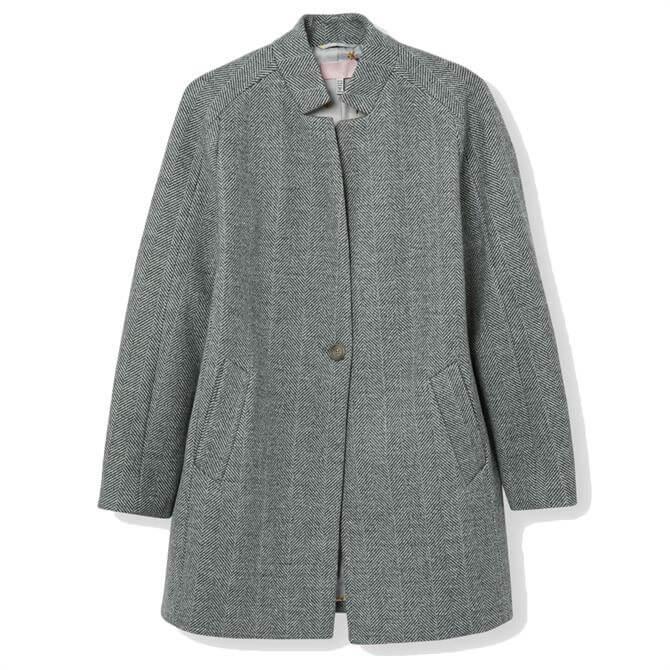 Joules Addington Herringbone Coat