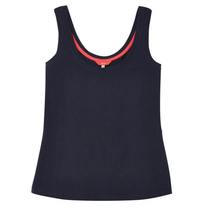 Joules Annika Scoop Neck Jersey Vest