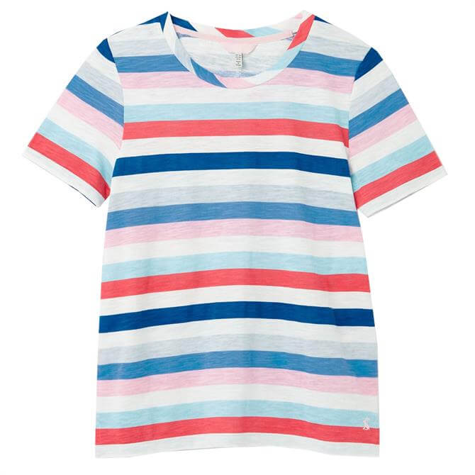 Joules Carley Classic Crew Neck Striped T-Shirt