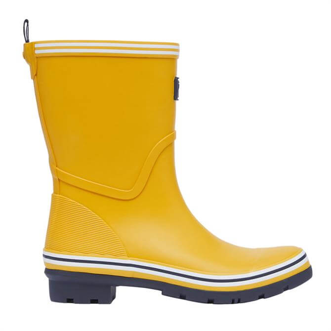 Joules Coastal Mid Height Wellies