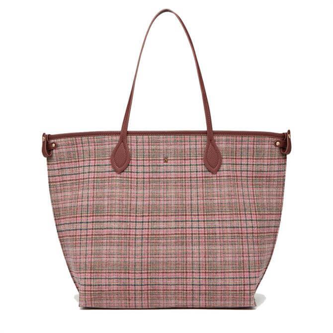 Joules Fulbrook Tote Tweed Bag