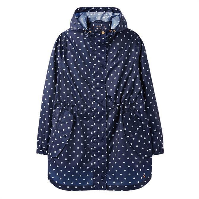 Joules Golightly Waterproof Packaway Jacket