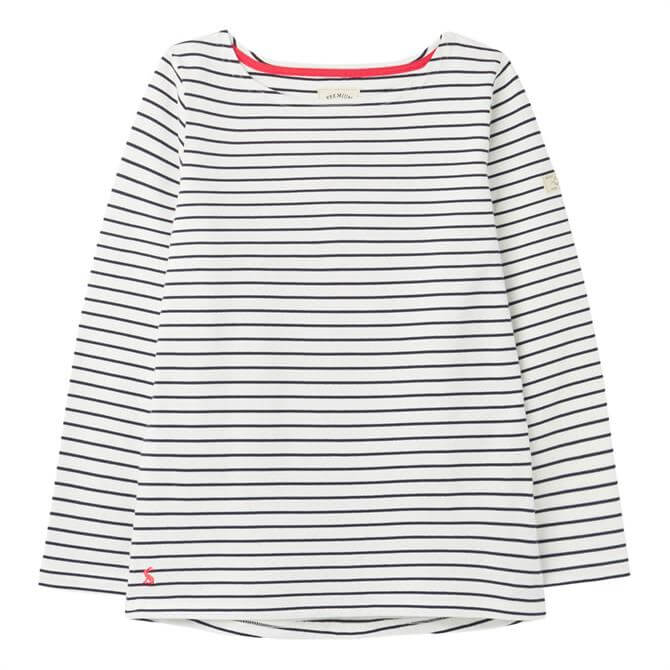 Joules Harbour Long Sleeved Jersey Top