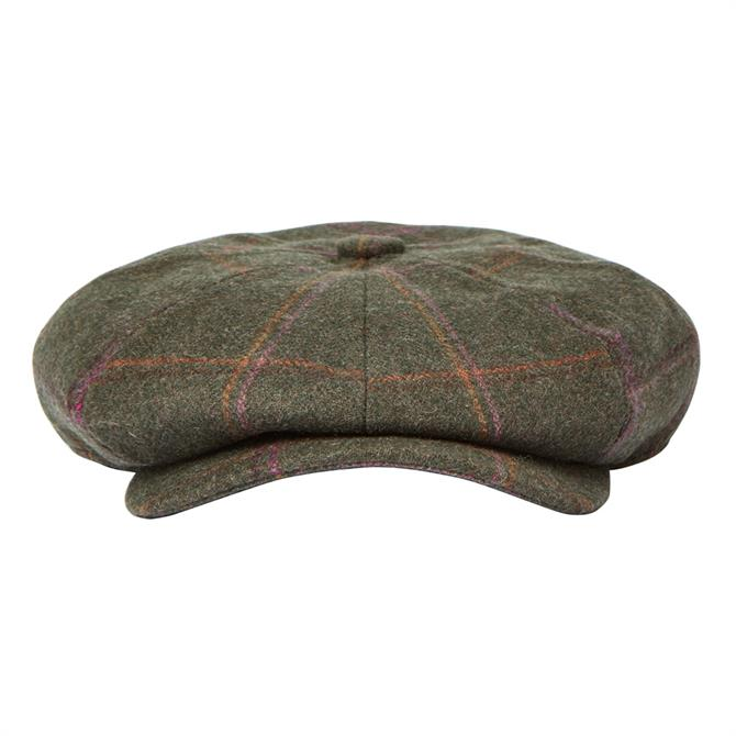 Joules Hoxthorpe Tweed Cap