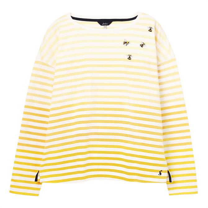 Joules Marina Embroidered Top