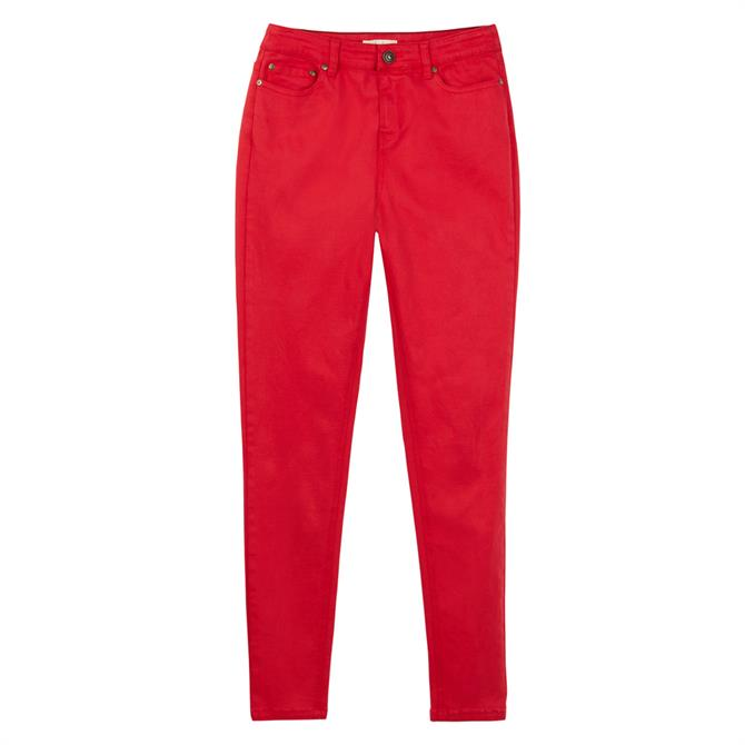Joules Monroe High Rise Stretch Skinny Jeans
