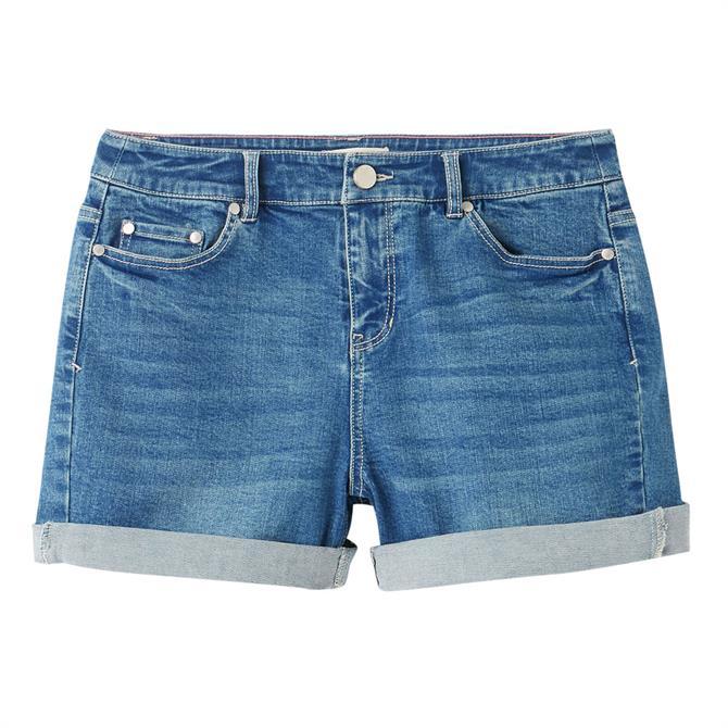 Joules Shirley Denim Shorts