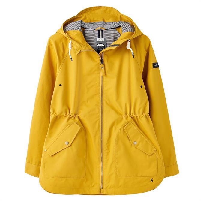 Joules Shoreside Coastal Waterproof Jacket