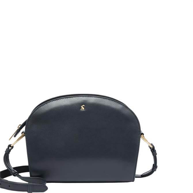 Joules Langton Leather Cross Body Bag