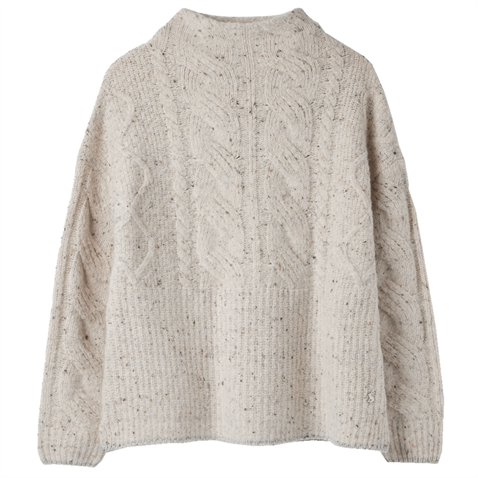 Joules Joyce Cable Knit Sweater