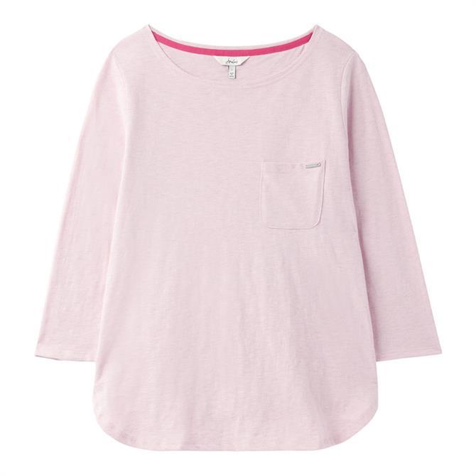 Joules Melissa Pink Pyjama Top