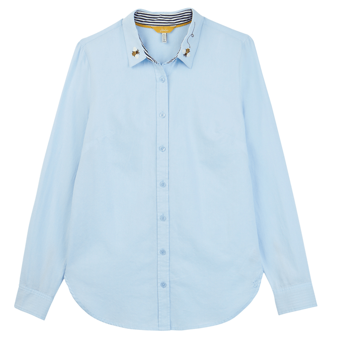 Joules Lucie Plain Cotton Women's Shirt