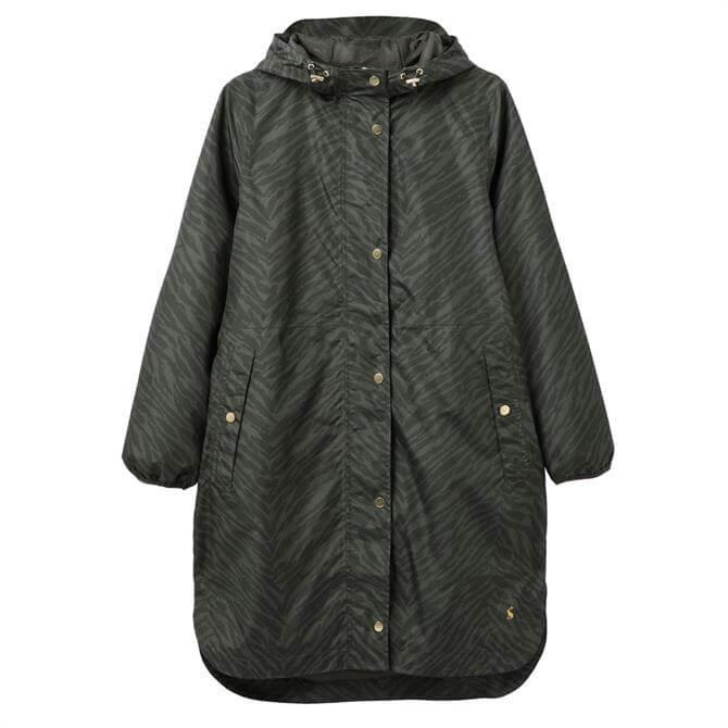 Joules Waybridge Relaxed Fit Waterproof Raincoat