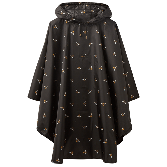 Joules Showerproof Poncho Cover Up