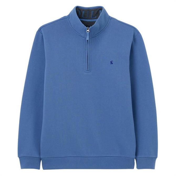 Joules Drayton Clean Quarter Zip Sweater