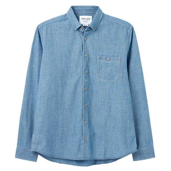 Joules Chambers Long Sleeve Classic Fit Shirt