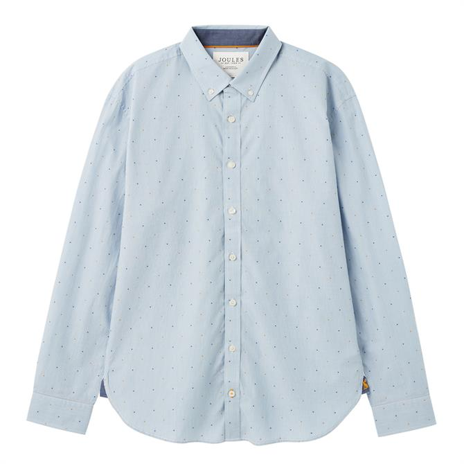 Joules Coleridge Classic Fit Print Shirt