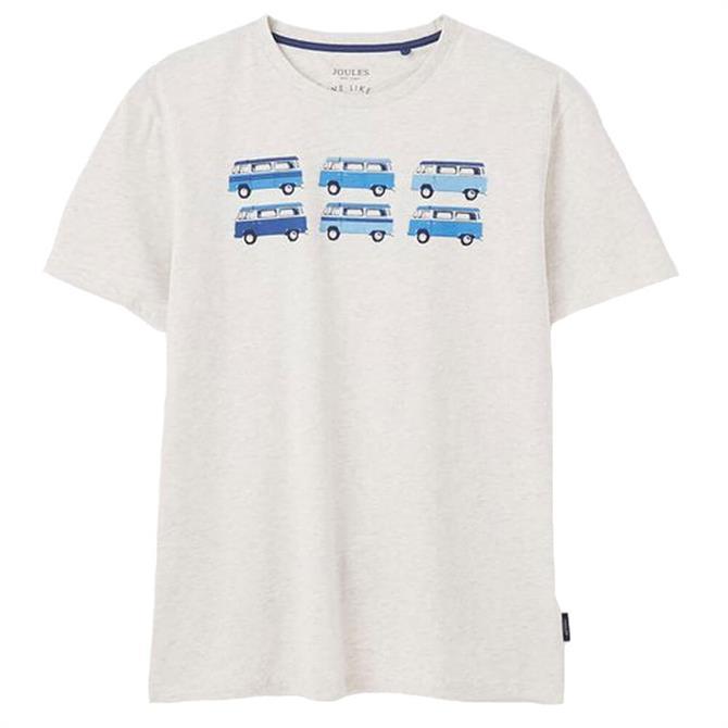 Joules Flynn Graphic Print T-Shirt